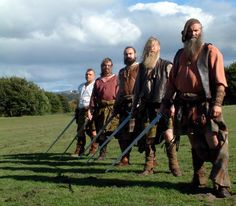 Members of Saor Patrol~~~The unique sound of Scotland in the 21st century, bringing the sounds of the past into the present and launching the listener into an exciting future for this Scottish band based at their Kincardine headquarters in Scotland.  Those that have heard SAOR PATROL live never forget the visual image, and the vibrant energy they send out to their audience during a performance