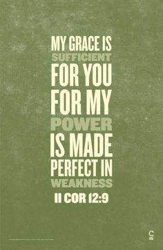 Por fin aprendí que mi fortaleza no viene de mi, viene de mi creador!