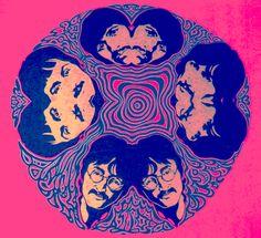 Beatles found on http://n1ggafish.tumblr.com/