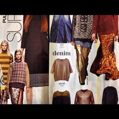 Collection @SoAllure FW2013 - Editorial on Gioia Italy n.49 - Over