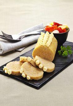 Polpettone di tonno - Ricette estive realizzate con Moulinex Cuisine Companion