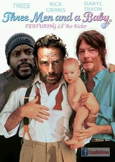 Page 18 of 160 - The Walking Dead Memes that live on after the characters and season ended. Memes are the REAL zombies of the show. Walking Dead Funny, Walking Dead Zombies, The Walking Dead, Best Tv Shows, Best Shows Ever, Favorite Tv Shows, Daryl Dies, Twd Memes, Star Wars