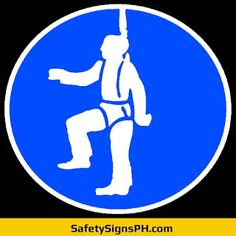 Falls that occur on a construction site can result in a fatality. Construction Safety, Hand Lettering Alphabet, Philippines, Signs, Fall, Autumn, Fall Season, Shop Signs, Sign