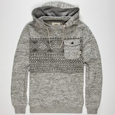 VANS Flurry II Mens Hoodie 242860130 | Sweatshirts | Tillys.com