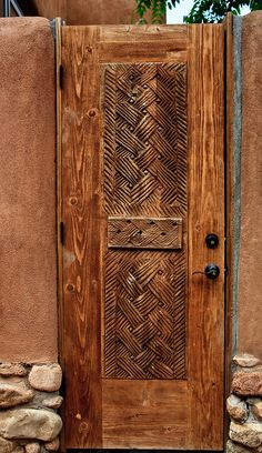 A Narrow Wooden Gate | Flickr - Photo Sharing!