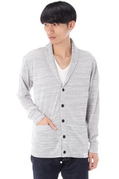 Azul Slub Knitted Cardigan Bespoke Tailoring, Store Hours, Heritage Brands, Knit Cardigan, Seattle, Clothes For Women, Mens Tops, Collection, Fashion