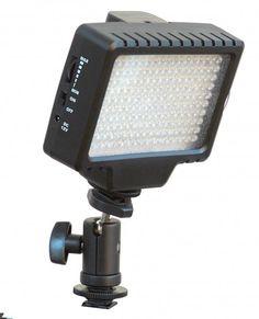 RPL 170 FOCO LED PARA CAMARAS FOTO CON ADAPTADORES EN FULLMUNDO