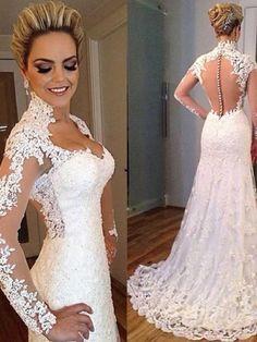 33 Best Ruhák images | Ruhák, Bleach, Csipke esküvői ruhák