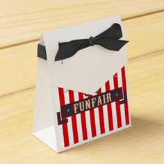 Shop Custom Favor Boxes Carnival Circus Party created by IYHTVDesigns. Circus Carnival Party, Carnival Birthday Parties, Circus Birthday, Birthday Favors, Party Favors, Favor Boxes, First They Came, Gifts For Dad, Event Planning