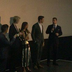 VIDEO: The UNCLE cast announcing the movie in Toronto! @themanfromUNCLE