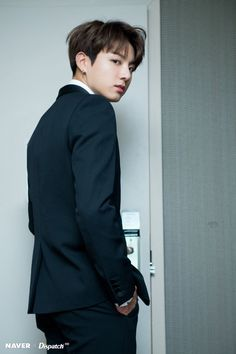 #Kookie #JungKook #Sexy  (No joke he could be the leader of a company or drug lord, looking that way)