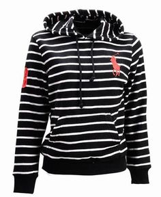 black and white stiped shirts for women   buy polo hoodie for women  online,here · Polo Outfits For WomenPolo Shirt Outfit Women sRalph Lauren  PulloverRalph ... d2120f3083