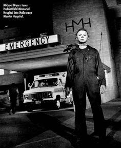 """Michael Myers, """"Halloween II"""""""