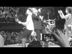 U2 HD ieTour 2015  Angel Of Harlem