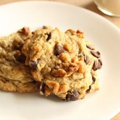 Vegan Levain Chocolate Chip Cookies-Your source of sweet...
