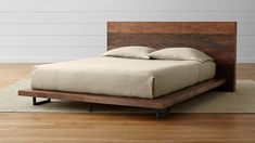 Black wood bed frame Solid Wood Modern Bed Frame Wood Queen Bed Without Queen Wood Bed Frames Fabulous Mid Century Modern Bed Modern Bed Frame Wood Enemico Modern Bed Frame Wood Solid Wood Modern Bed Frame Wooden Platform Black Wood Bed Frame, Reclaimed Wood Bed Frame, Rustic Wooden Bed, Cama Industrial, Bed Without Footboard, Rustic Platform Bed, Low Platform Bed Frame, Modern Platform Bed, Modern Wood Bed