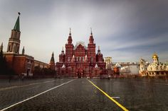 moscow by Dara Pilyugina on 500px