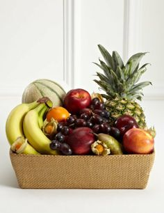 Luxury Fruit Basket - Marks & Spencer