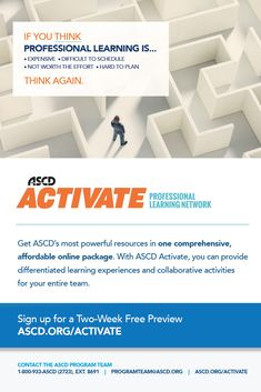 ASCD Activate is designed to help you strengthen your existing professional learning community or build one while providing opportunities to connect your team to other educators who are also committed to growing their practice. Professional Learning Communities, Professional Development, Growth Mindset, Connect, Community, How To Plan, Education, Continuing Education, Onderwijs