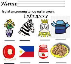 Tagalog, Preschool Printables, Activity Sheets, Mtb, Classroom, English, Activities, Friends, Class Room