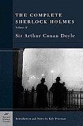 The Complete Sherlock Holmes, Vol. II (Barnes & Noble Classics) by Arthur Conan Doyle - Powell's Books