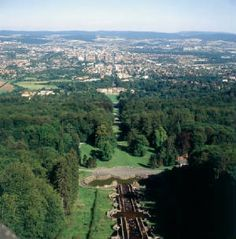 Kassel, Germany, where my Hess ancestors lived during the 1600's.