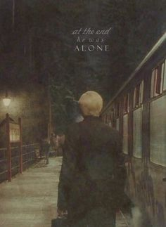 Draco. At the end he was alone.