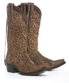 Cheetah Chic Boot - Boots - Apparel Collection