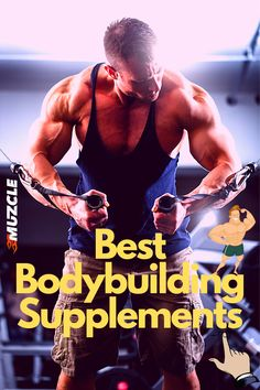 ✅ In this comprehensive article, we tell you everything you need to know about the best bodybuilding supplements. 😉💪 Muscle Building Tips, Build Muscle Mass, Gain Muscle, Best Bodybuilding Supplements, Ripped Muscle, Athlete Nutrition, Fitness Facts, Workout Days, Muscle Recovery