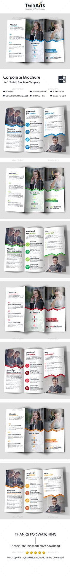 Tri-Fold Music Brochure Template Brochure template, Tri fold and - music brochure