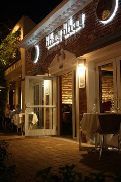 Naples Florida Architects - Project: bha! bha! - PERSIAN BISTRO