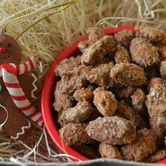 Cinnamon Almonds Recipe