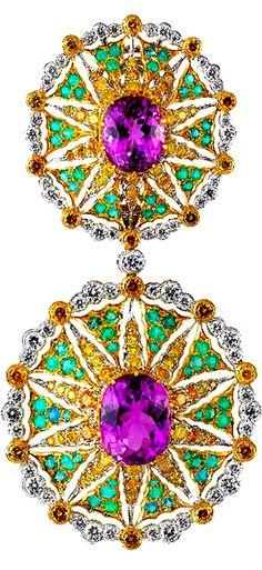 Luxury de Buccellati beauty bling jewelry fashion