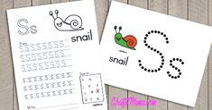 Snail, Bullet Journal, Slug