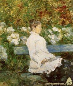 Condesa Toulouse Lautrec  1882