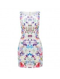 Chantelle Floral Bodycon Dress from Forever New R999,90