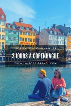 3 days in Copenhagen in Denmark in Europe - Trend Holiday Popcorn 2020 Week End Europe, Destinations D'europe, Train Travel, Train Trip, Destination Voyage, Future City, Long Weekend, Direction, Copenhagen