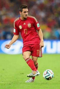 Koke, midfielder, Atletico Madrid, Spain