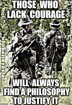 Evil can only prevail when good men do nothing. Army Humor, Military Humor, Military Life, Army Memes, Military Weapons, Warrior Spirit, Warrior Quotes, Great Quotes, Inspirational Quotes