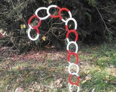 Horse Shoe Bumble Bee by LawsonsMetalCreation on Etsy