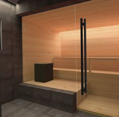 35 The Best Home Sauna Design Ideas You Definitely Like - No matter what you're shopping for, it helps to know all of your options. A home sauna is certainly no different. There are at least different options. Sauna Shower, Spa Sauna, Sauna Steam Room, Sauna Room, Basement Sauna, Modern Saunas, Piscina Spa, Sauna House, Ideas