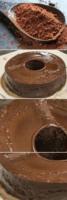 ¡Pide un deseo y abre los ojos! FLAN de CHOCOLATE casero aromatizado a la naranja.  #flan #aromatizado #flanchocolate #naranja #pudin #budin #flanes  #postres #gelato #cheesecake #cakes #pan #panfrances #panettone #panes #pantone #pan #recetas #recipe #casero #torta #tartas #pastel #nestlecocina #bizcocho #bizcochuelo #tasty #cocina #chocolate   Si te gusta dinos HOLA y dale a Me Gusta MIREN...