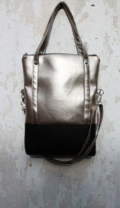 Mama bag Black Ice