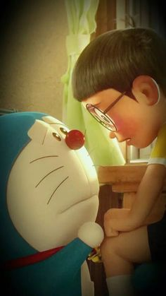 Nobita And Doraemon Cartoon Wallpaper Hd, Wallpaper Stickers, Disney Wallpaper, Wallpaper Quotes, Love Wallpapers Romantic, Cute Wallpapers, Doraemon Stand By Me, Doremon Cartoon, Friendship Songs