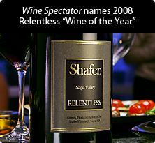 "We were honored and humbled to receive ""Wine of the Year"" from Wine Spectator"