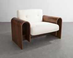 Sergio Rodrigues, 'Set of six chairs in jacaranda', 1970s, R & Company | Artsy