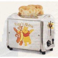 Buy Disney Store Musical Pooh and Tigger 100 Acre Wood Toaster at Wish - Shopping Made Fun Pooh Bear, Tigger, Tao Of Pooh, 100 Acre Wood, Winne The Pooh, Bear Crafts, Disney Stars, Foster Care, Disney Quotes