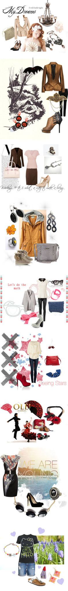 """""""Saturday Style 9 - promotion game - anyone can join"""" by dorijanki on Polyvore"""
