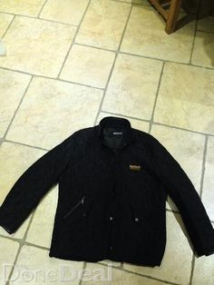 Further*Price drop*Men's Genuine Barbour jacket Barbour Jacket, Clothes For Sale, Price Drop, Chef Jackets, The North Face, Stuff To Buy, Fashion, Moda