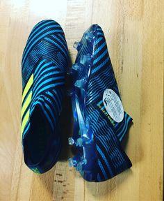 Ocean Storm! adidas Nemeziz 17+ 360agility. Here > https://www.soccerpro.com/adidas-Nemeziz/